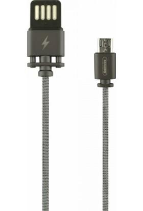 Remax RC-064M Micro USB Data ve Şarj Kablosu - Siyah