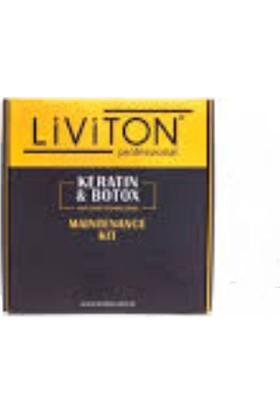 Liviton Keratin Botoks Saç Bakım Ürünü