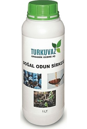 Turkuvaz Doğal Odun Sirkesi Wood Vinegar 1 lt