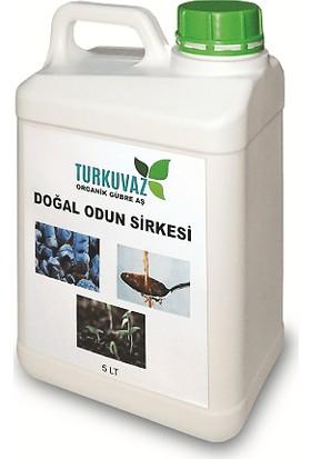 Turkuvaz Doğal Odun Sirkesi Wood Vinegar 5 lt