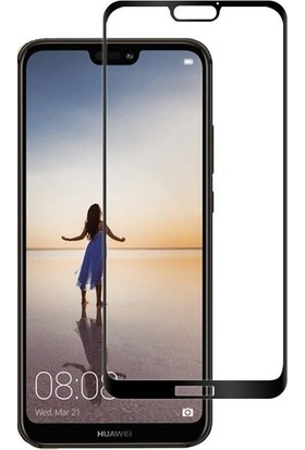 i-Stone Huawei P20 Lite 2019 6D Full Ekran Koruyucu Nano Cam