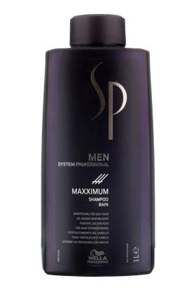 Wella Sp Erkek Maksimum Şampuan