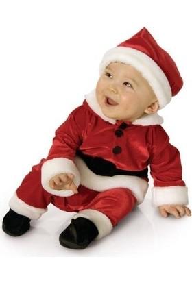 Annee Bakk Noel Baba Bebek Kostümü