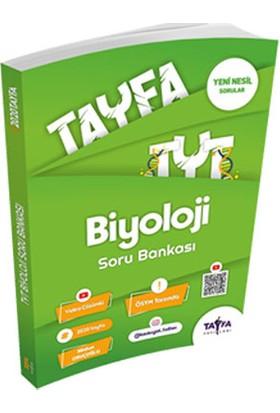 Tayfa Yayınları TYT Biyoloji Soru Bankası