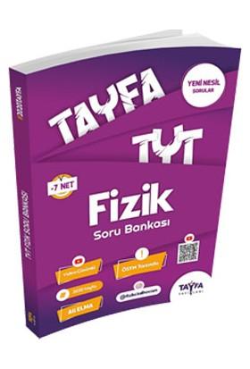 Tayfa Yayınları TYT Fizik Soru Bankası