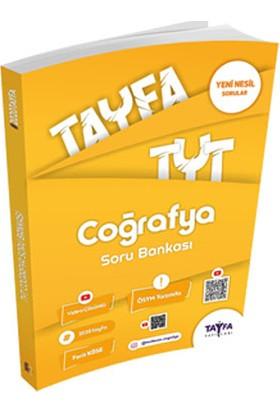 Tayfa Yayınları TYT Coğrafya Soru Bankası