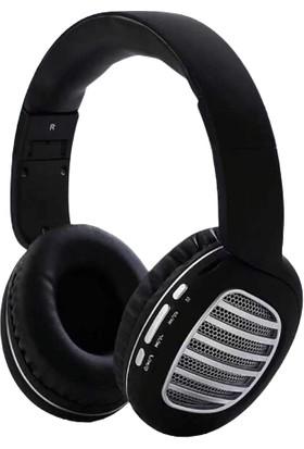 Zore BTK-ZR50 Bluetooth Kulaklık Siyah - Gümüş