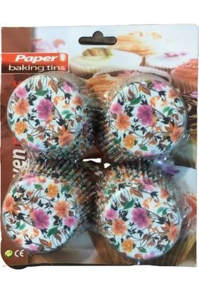 Alpin Cupcake Kağıdı Pasta Kağıdı 200'lü