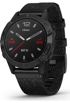 Garmin Fenix 6 Sapphire Akıllı Saat - Siyah