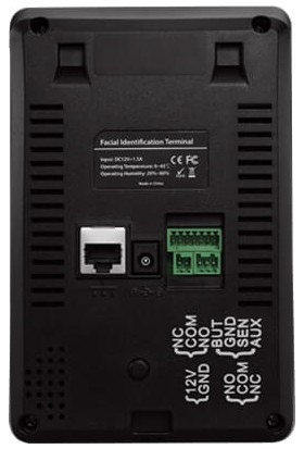 Zkteco Yüz Tanıma Pdks ve Access Kontrol Cihazı VF380
