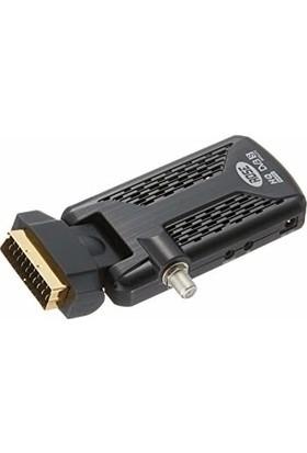 Rose DR-5040 Mini Scart Uydu Alıcısı
