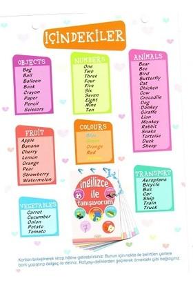 İngilizce Kelime Şimşek Kartları