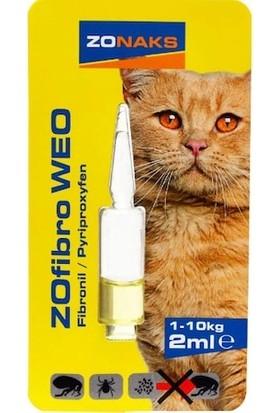 Zonaks Kedi Bit Pire Kene Damlası