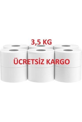 Murex Mini Jumbo Tuvalet Kağıdı 12 Adet 3,5 kg