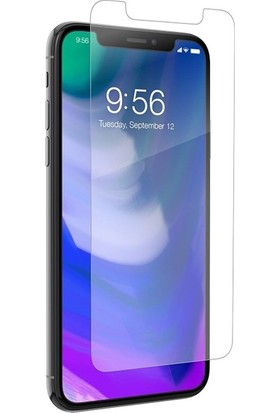 Mocoii Apple iPhone X/XS Temperli Cam Ekran Koruyucu Şeffaf