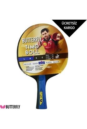 Butterfly Gold Ittf Onaylı Masa Tenisi Raketi