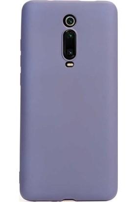 Gpack Xiaomi Redmi K20 Premier Silikon Esnek Koruma + Nano Glass Lacivert