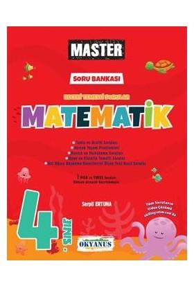 Okyanus 4. Sınıf Master Matematik Soru Bankası