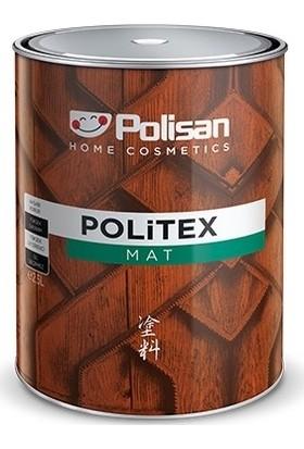 Polisan Politex Dekoratif Mat Ceviz 0,750 lt