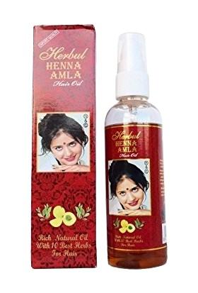 Henna Amla Saç Yağı