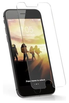UAG Screen Shield Apple iPhone 11/XR Temperli Cam Ekran Koruyucu