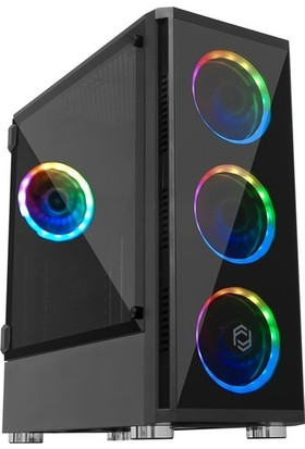 Go Gamer GG40 Intel Core i5 9400F 16GB 1TB + 240GB SSD RX570 Freedos Masaüstü Bilgisayar