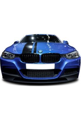 Btg BMW 3 Serisi F30 2012 - 2017 M Performance Ön Tampon Ek + Lip (Taiwan)