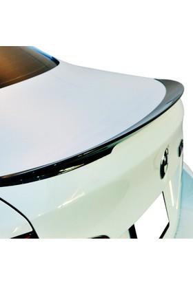 Btg BMW 5 Serisi F10 2010 Sonrası M Performance Spoiler (Plastik - Taiwan)