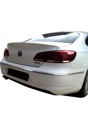 Btg Volkswagen Passat CC R Line Spoiler (Plastik - Taiwan)