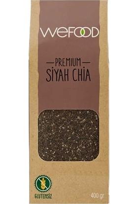 Weefood Siyah Chia 400 gr
