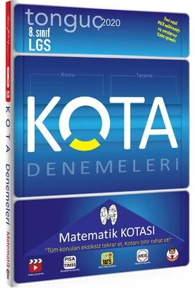 Tonguç Akademi 8.Sınıf Kota Konu Taramaları Matematik Kotası