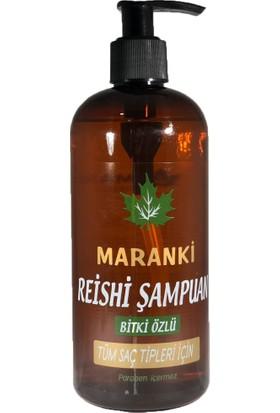 Maranki Reishi Tüm Saç Tipleri İçin Şampuan 400 ml