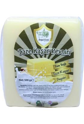 Doğal Ezine Peynircilik Taze Kaşar Peyniri 500 gr Vakumlu
