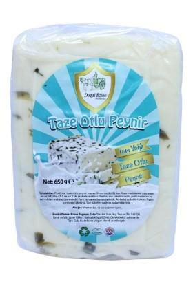 Doğal Ezine Peynircilik Otlu Peyniri 650 gr Vakumlu