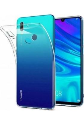 Syronix Huawei Honor Play 8A Silikon Kılıf - Şeffaf