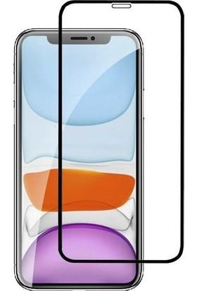 Toucan Apple iPhone 11 / iPhone XR Temperli Cam Full Ekran Koruyucu 9h Slim Hd