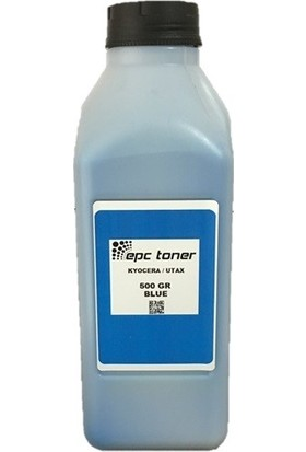 Epc Kyocera TK-5230/Ecosys M5021/M5521 Toner Tozu 500 gr - Mavi