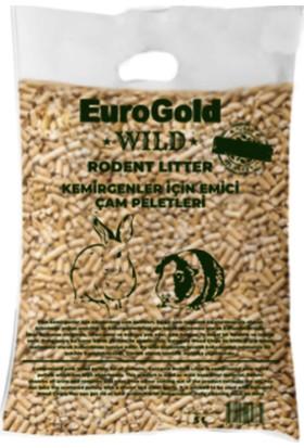 Eurogold Wild Rodent Litter Kemirgen İçin Emici Çam Peleti Taban Altlığı 5 Lt