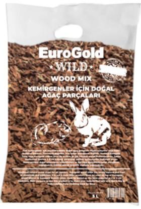 Eurogold Wild Kemirgen İçin Doğal Ağaç Parçaları 5 Lt