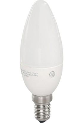 General 5,5 W 827 E14 220 - 240 V LED Ampul Sarı