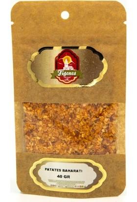 Figenes Patates Baharatı Kraft Paket 40 gr