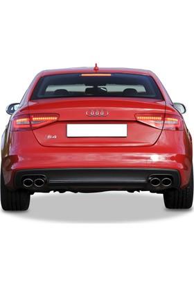 Btg Audi A5 S5 Coupe Arka Tampon Eki - Difüzör (Taiwan)