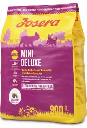 Josera Mini Deluxe Tahılsız Mini Küçük Irk Kuzulu Yetişkin Köpek Maması