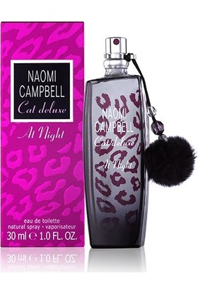 Naomi Campbell Cat Deluxe At Night Edt 30 ml