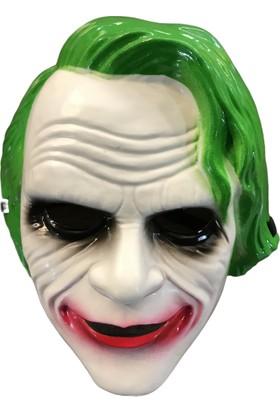 Alpinevofis Joker Maske Halloween