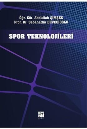 Spor Teknolojileri - Abdullah Şimşek