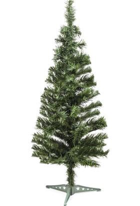 Kullan At Market Yılbaşı Ekonomik Süslü Ağaç Seti 90cm 1 Adet (Model-36)