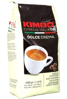Kimbo Dolce Crema Çekirdek Kahve 1000 gr