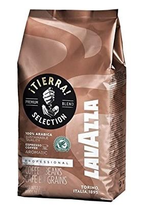 Lavazza Tierra Selection Çekirdek Kahve 1 kg