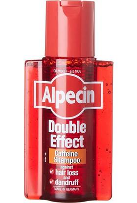 Alpecin Çift Etkili Kepek Ve Saç Dökülmesine Karşı Etkili Şampuan 200 ml